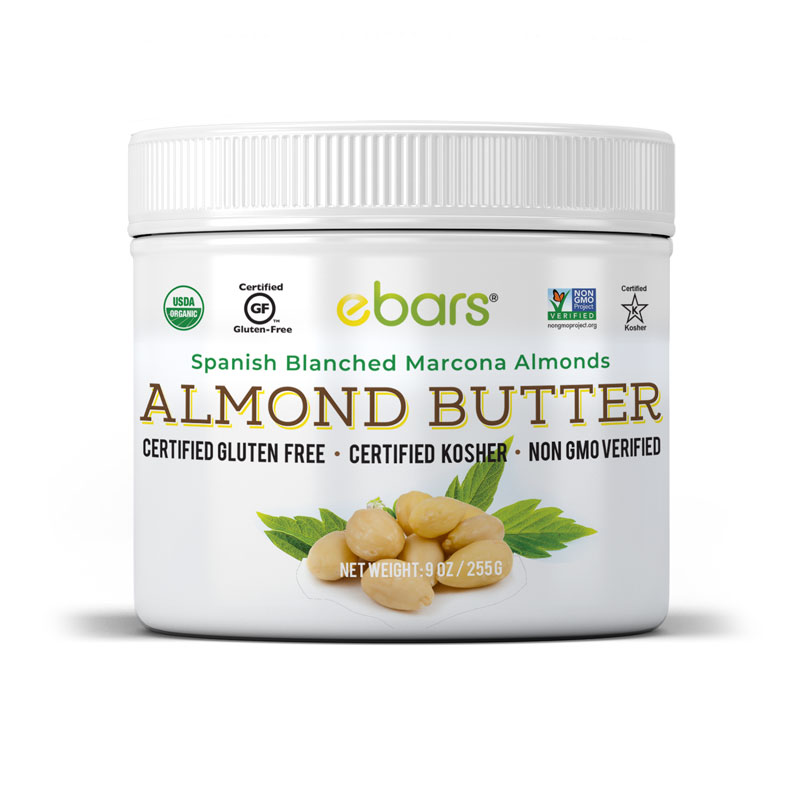 Almond Butter - 3 Jars