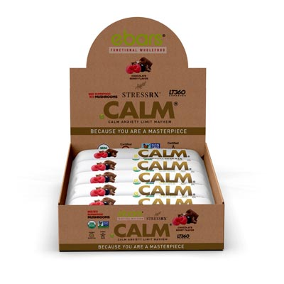 Calm Bar - 15 Pack 15 Pack