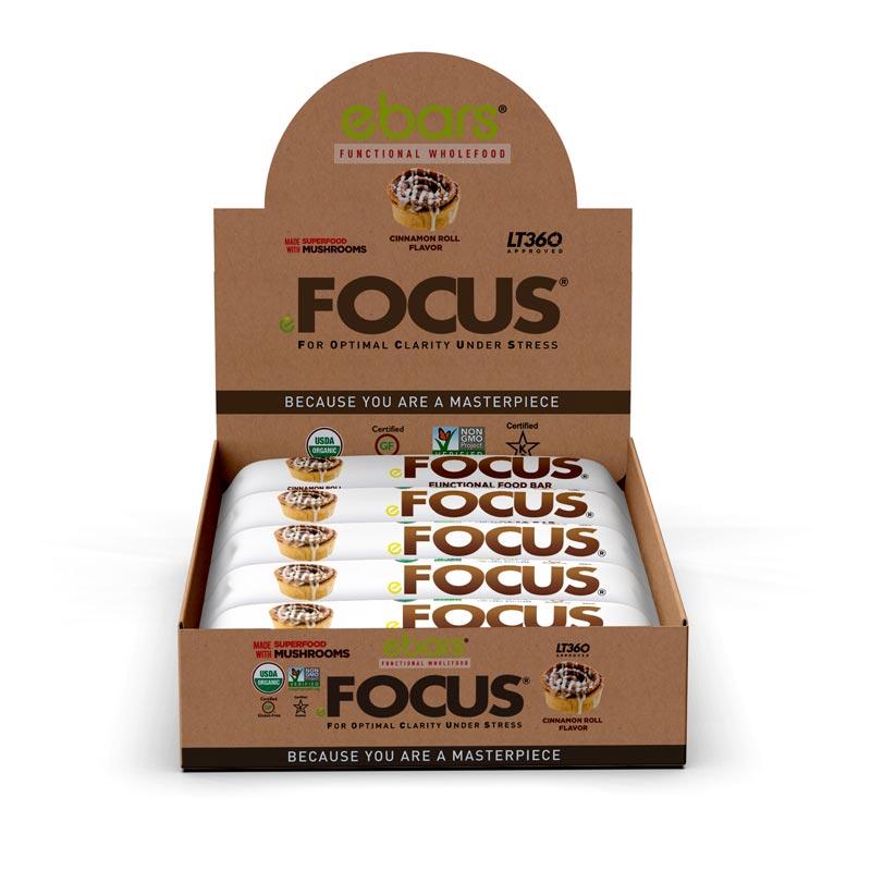 Focus Bar - 15 Pack