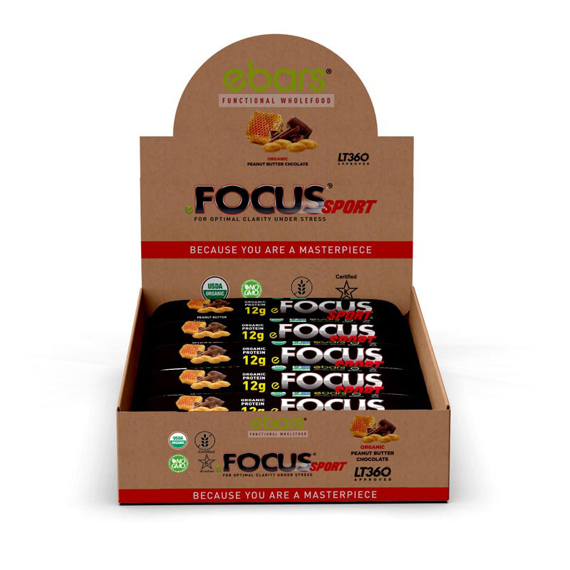 Focus Sport - 15 Pack