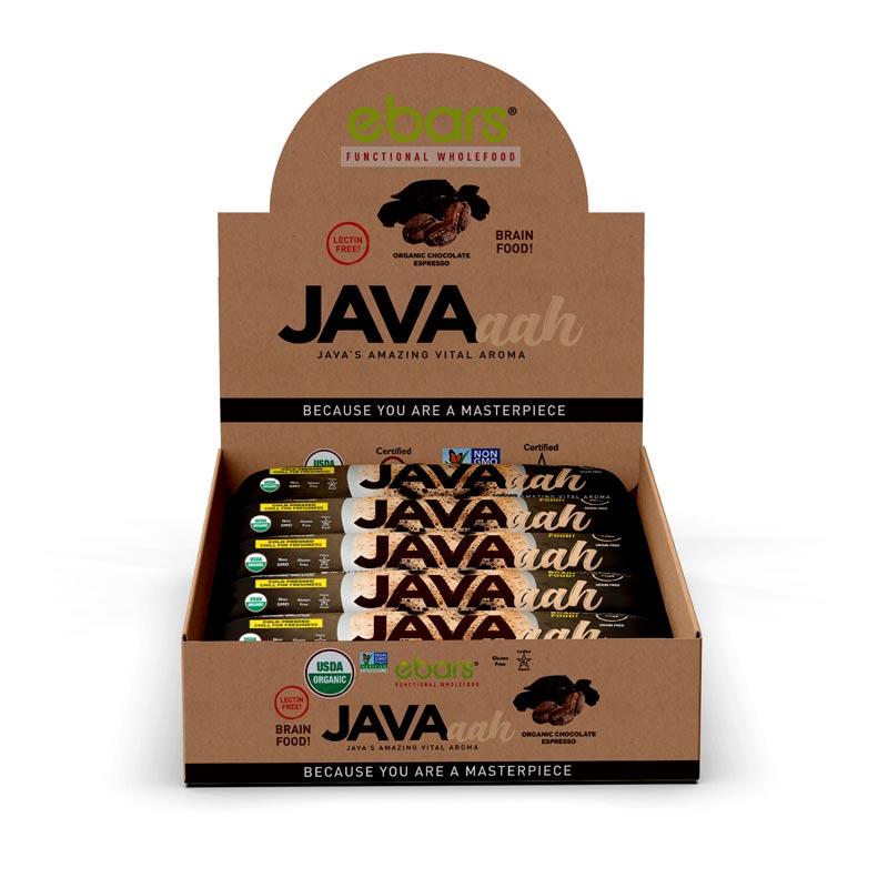 Java Bar - 15 Pack