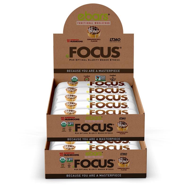 Focus Bar - 30 Pack