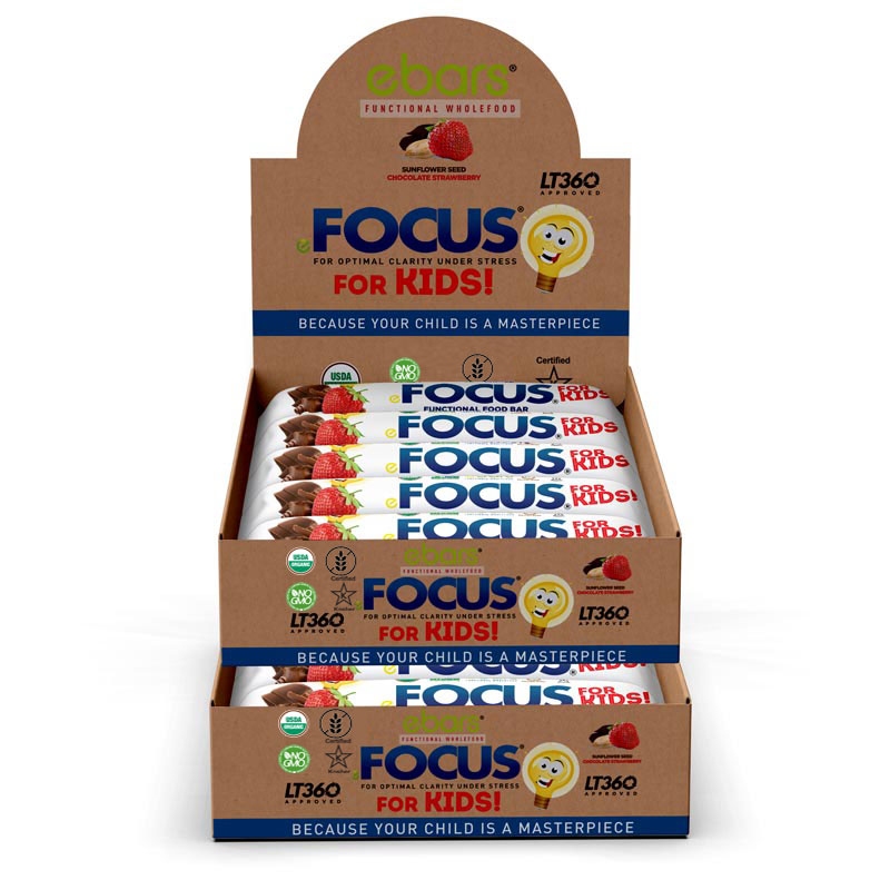 Focus 4 Kids! - 30 Pack