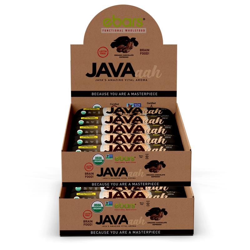 Java Bar - 30 Pack