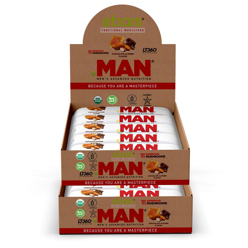 Man Bar - 30 Pack