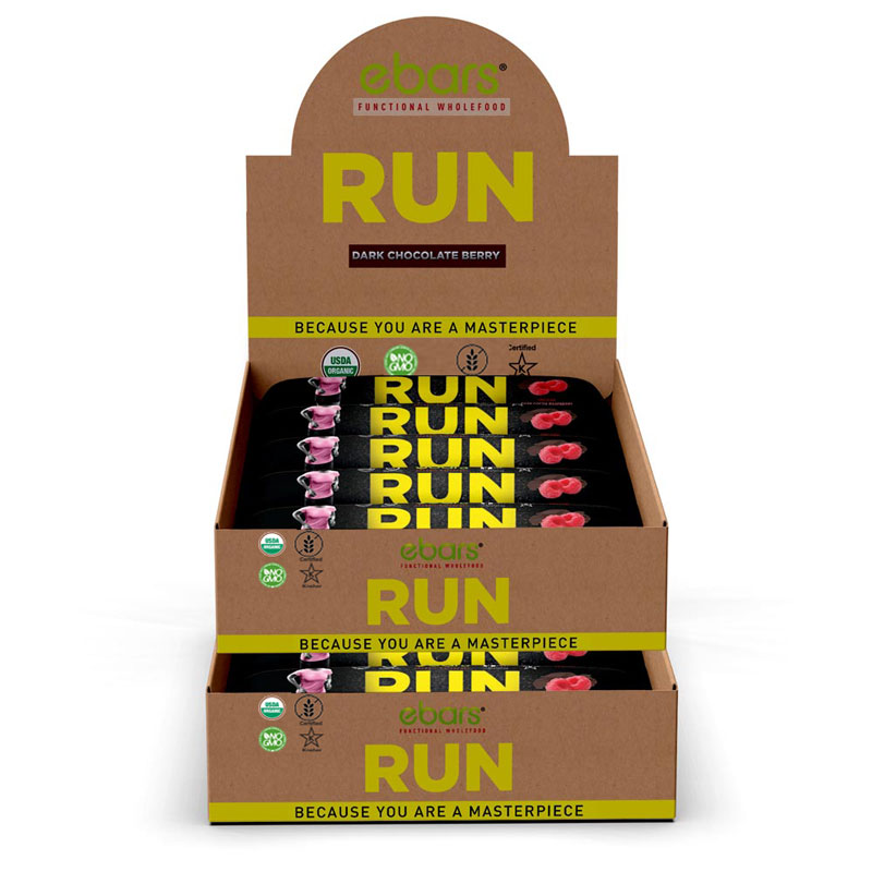 Run Bar - 30 Pack
