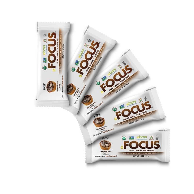 Focus Bar - 5 Pack