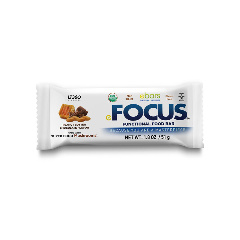 Focus Bar - 30 Pack