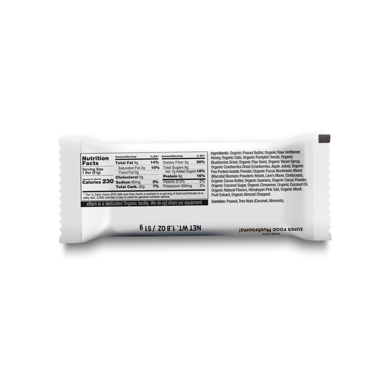 Focus Bar - 15 Pack
