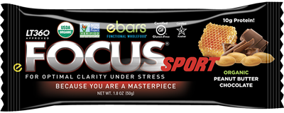 Focus Sport Peanut Butter Chocolate