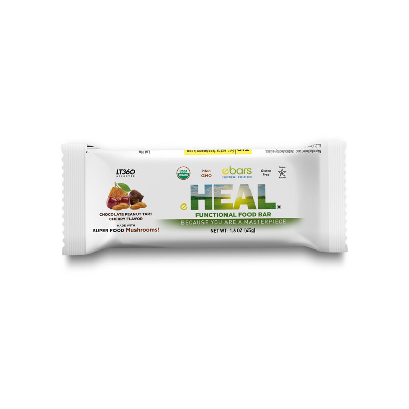Heal Bar - 5 Pack