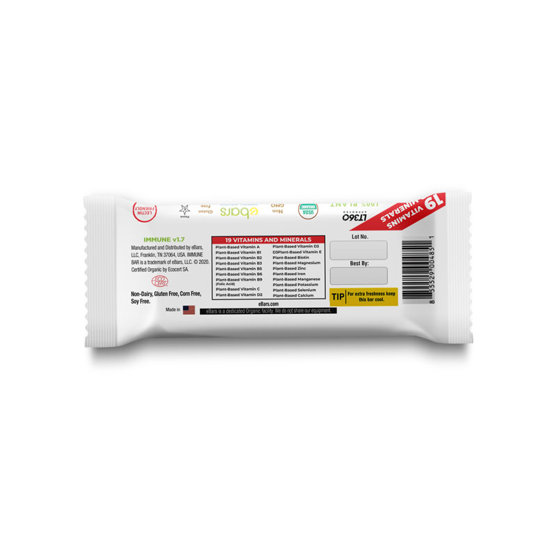 Immune Bar - 5 Pack