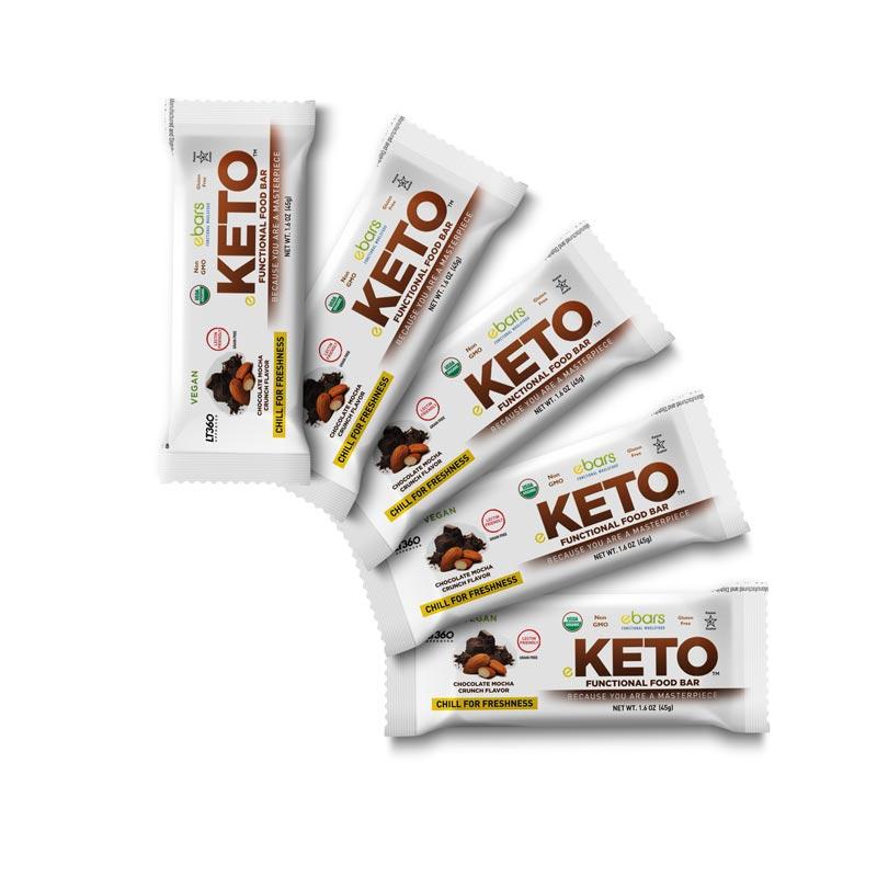 KETO Bar - 5 Pack