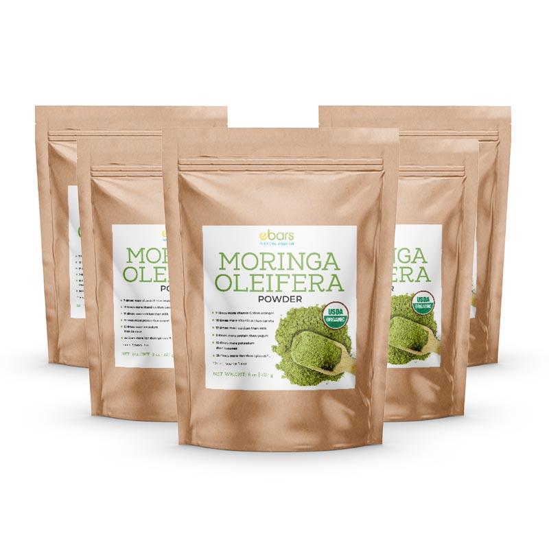 Moringa Oleifera - 5 Pack