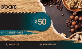 eBars Gift Card