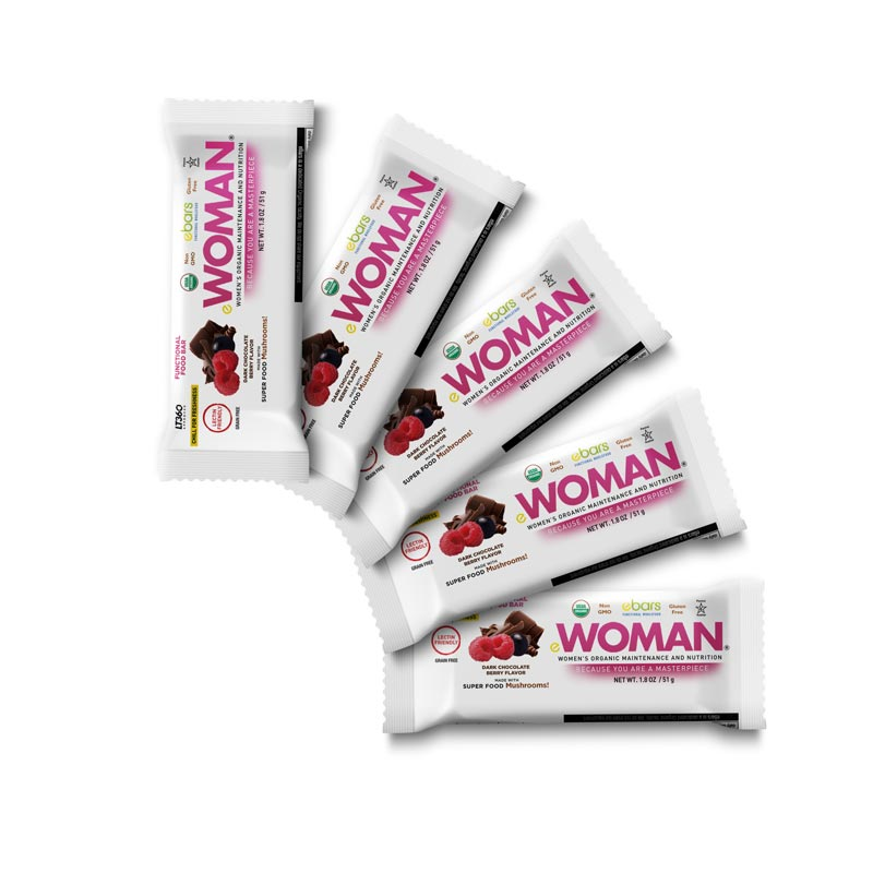 Woman Bar - 5 Pack